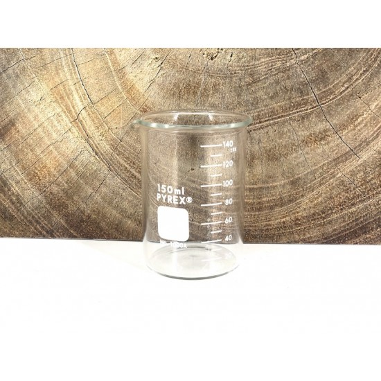 """PYREX"" GLASS BEAKER"