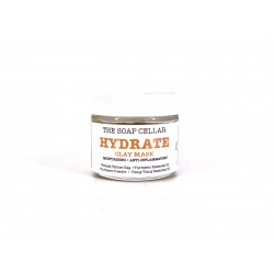 ALL NATURAL HYDRATE CLAY MASK