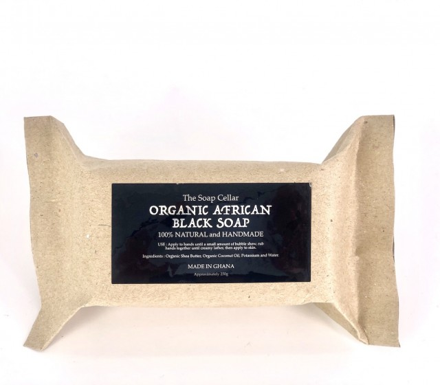 AFRICAN BLACK SOAP SERIES