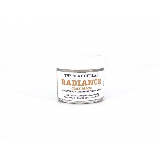 ALL NATURAL RADIANCE CLAY MASK