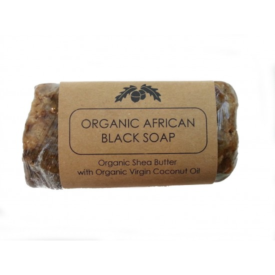 ORGANICS AFRICAN BLACK SOAP BAR