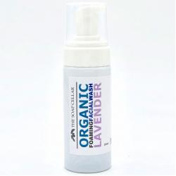 LAVENDER ORGANIC FOAMING FACIAL WASH