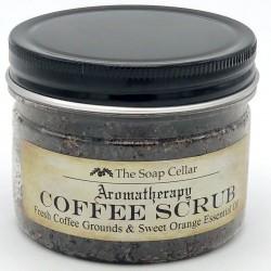 AROMATHERAPY COFFEE SCRUB