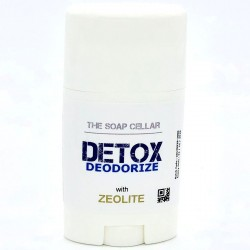 NATURAL DETOX ZEOLITE DEODORANT