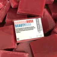 DAMASK ROSE BEAUTY BAR