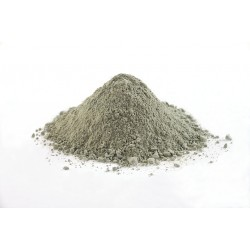 GREEN MONTMORILLONITE CLAY
