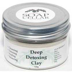 DEEP DETOXING FACIAL CLAY POWDER