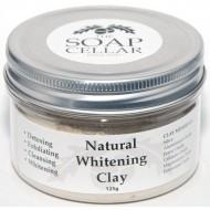 NATURAL WHITENING FACIAL CLAY POWDER