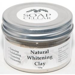 NATURAL WHITENING FACIAL CLAY POWDER