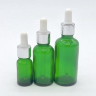 GREEN EO BOTTLE WITH PIPETTE