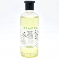 PET SHAMPOO - FLEA & TICK